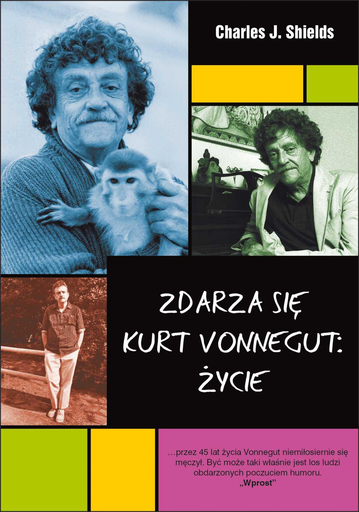 Zdarza się. Kurt Vonnegut: Życie - Ebook (Książka EPUB) do pobrania w formacie EPUB