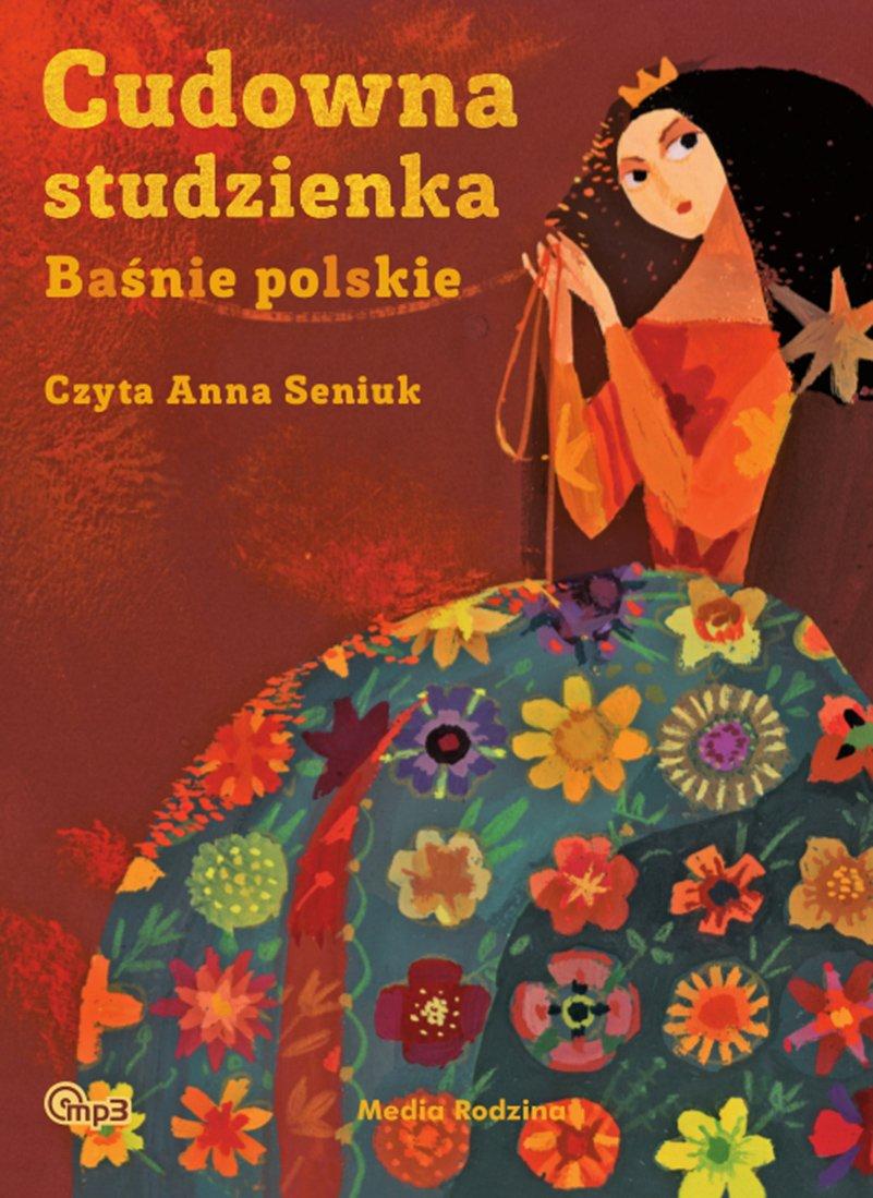 Cudowna studzienka. Baśnie polskie - Audiobook (Książka audio MP3) do pobrania w całości w archiwum ZIP