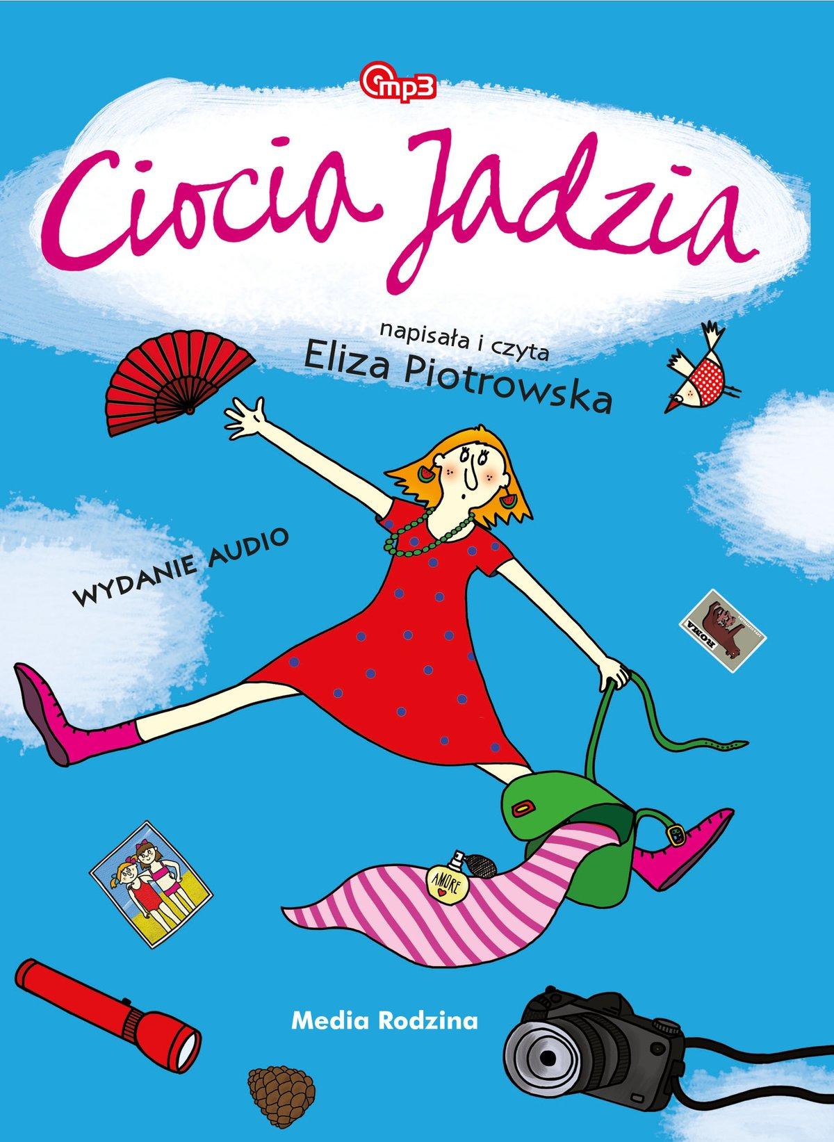Ciocia Jadzia - Audiobook (Książka audio MP3) do pobrania w całości w archiwum ZIP