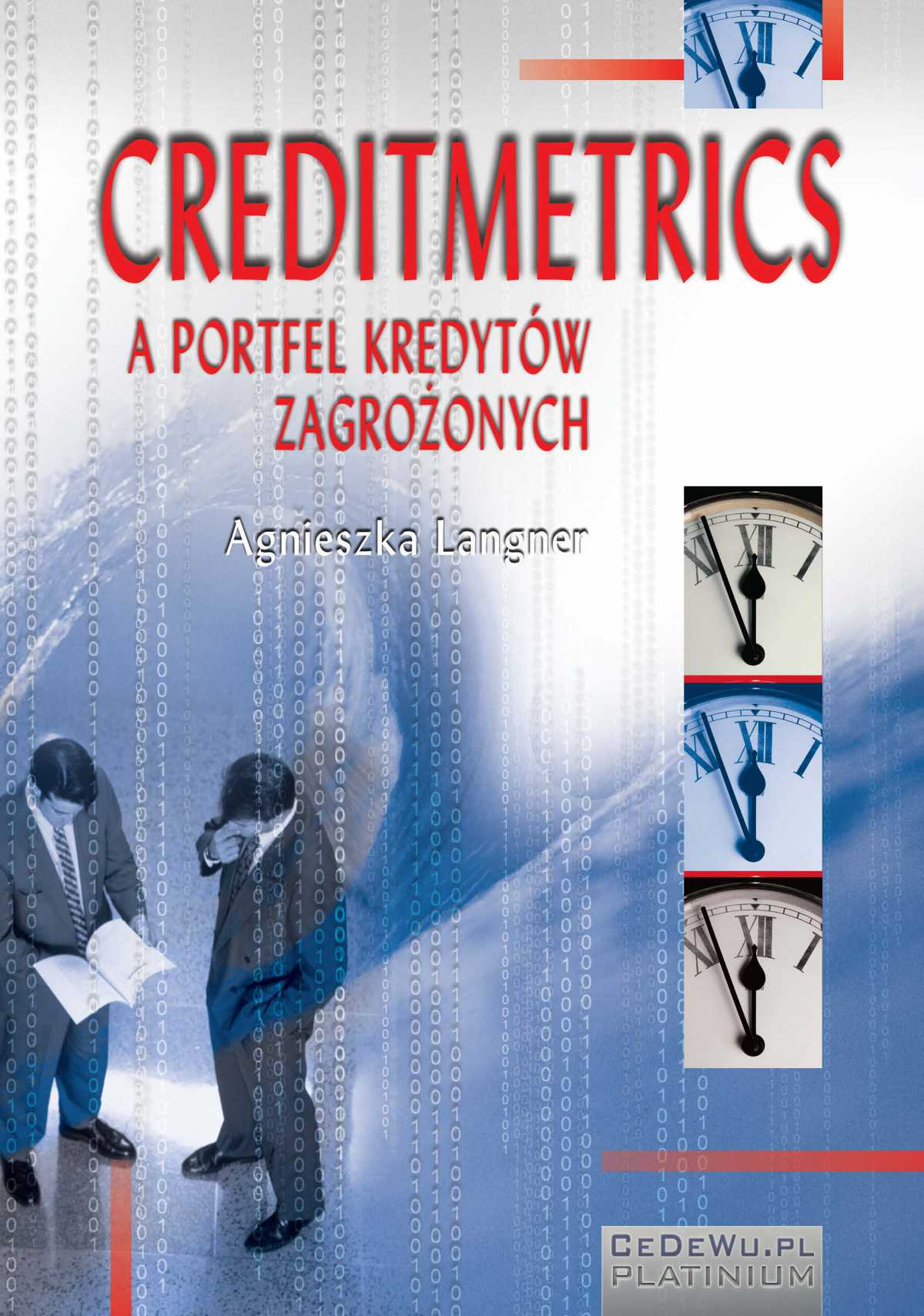 Creditmetrics a portfel kredytów zagrożonych - Ebook (Książka PDF) do pobrania w formacie PDF