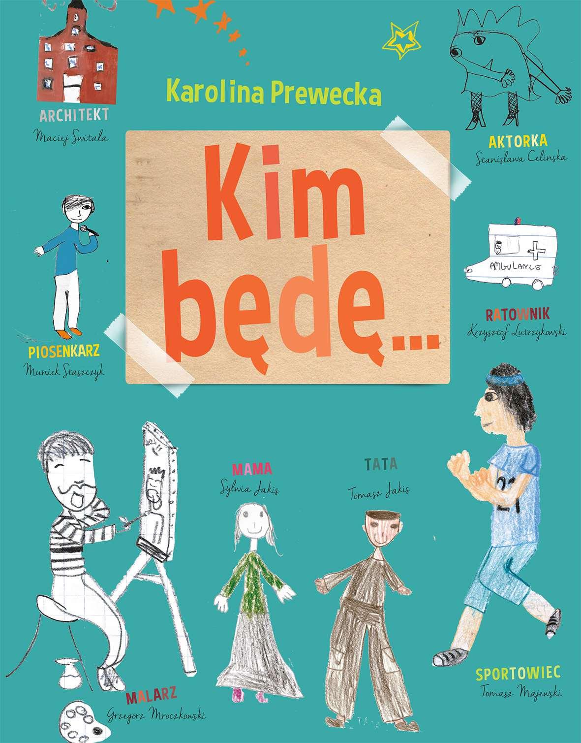 Kim będę... - Ebook (Książka EPUB) do pobrania w formacie EPUB