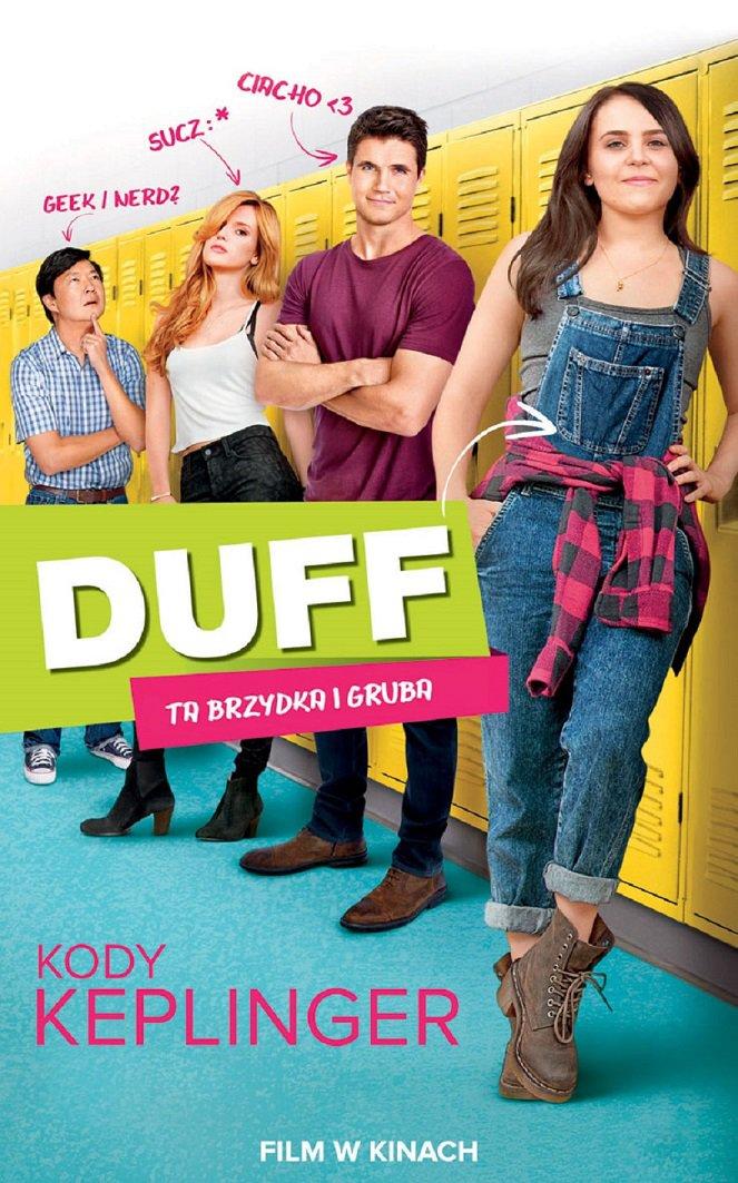 Duff. Ta brzydka i gruba - Ebook (Książka EPUB) do pobrania w formacie EPUB