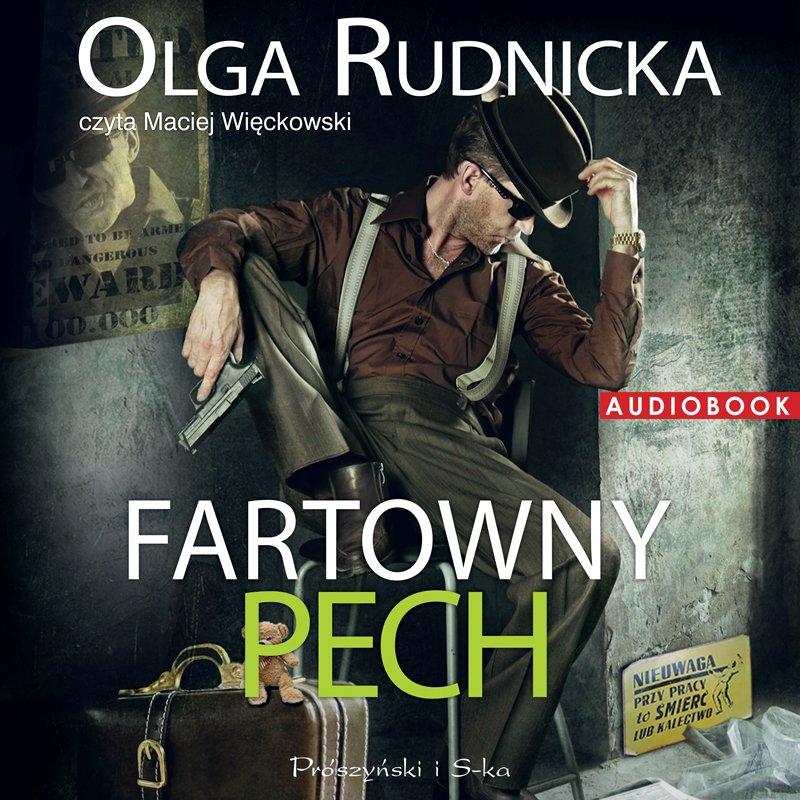 Fartowny pech - Audiobook (Książka audio MP3) do pobrania w całości w archiwum ZIP