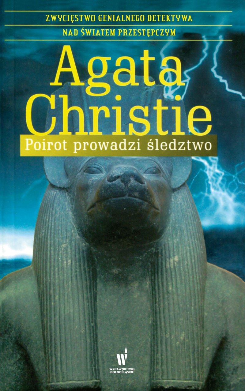 Poirot prowadzi śledztwo - Ebook (Książka EPUB) do pobrania w formacie EPUB