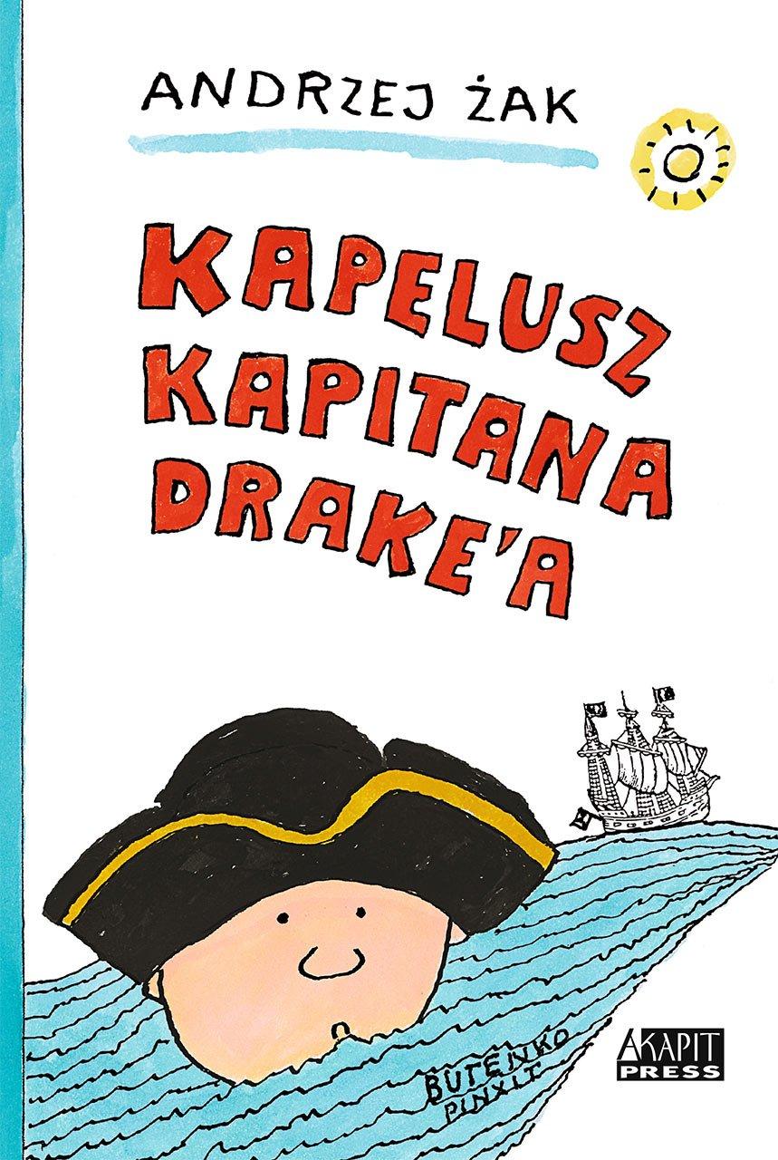 Kapelusz kapitana Drake'a - Ebook (Książka EPUB) do pobrania w formacie EPUB
