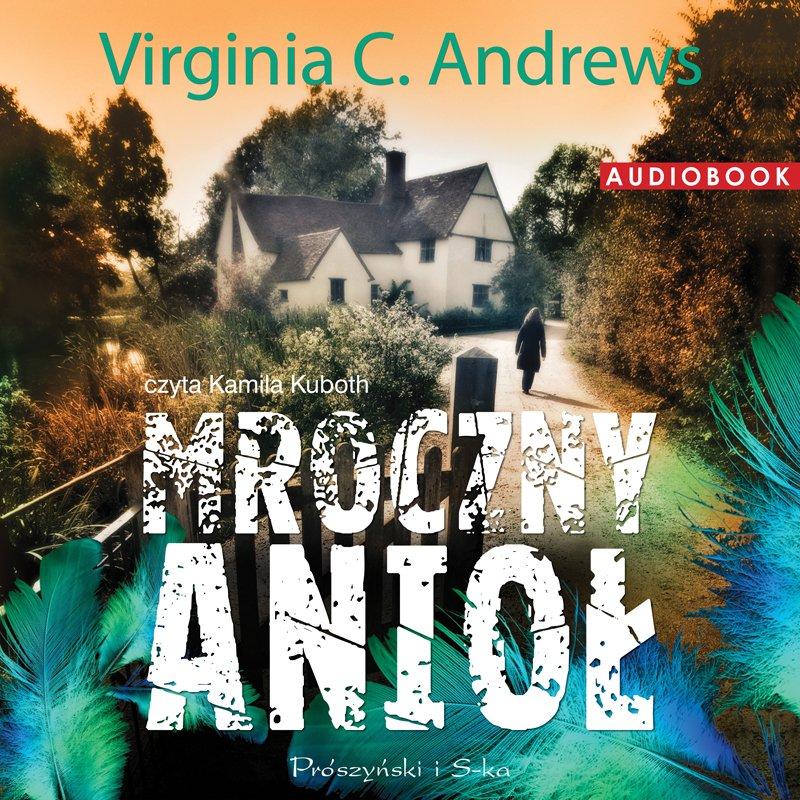 Mroczny anioł - Audiobook (Książka audio MP3) do pobrania w całości w archiwum ZIP