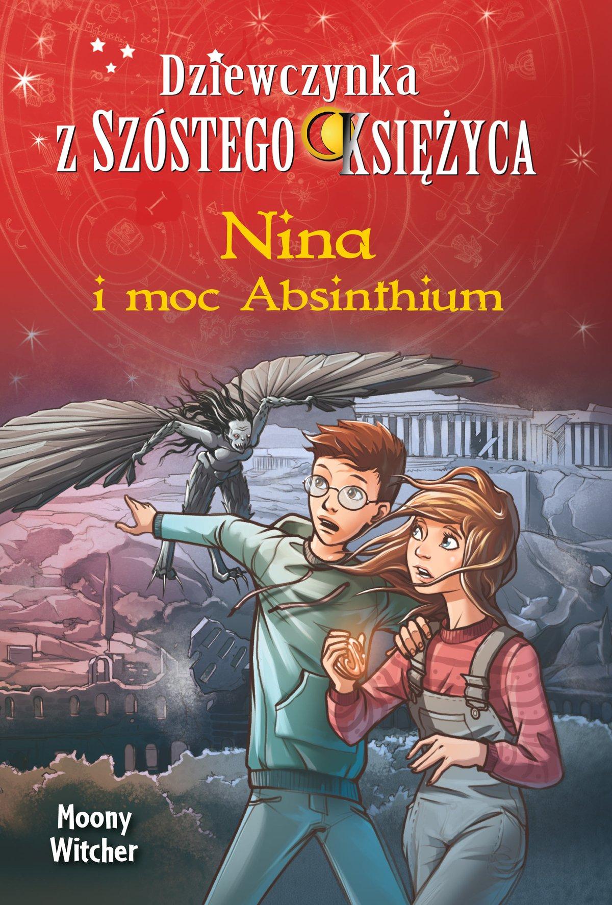 Nina i moc Absinthium - Ebook (Książka na Kindle) do pobrania w formacie MOBI