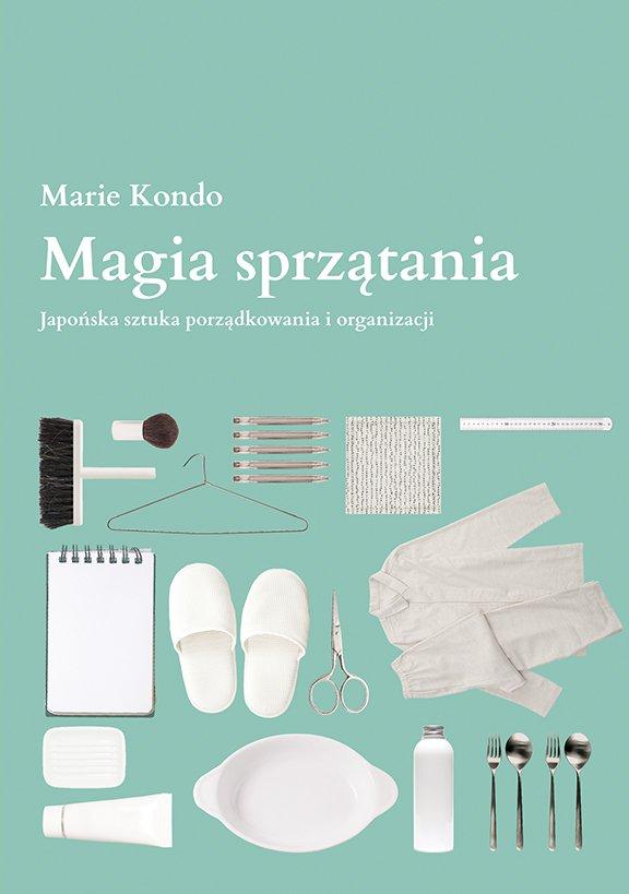 Magia sprzątania - Ebook (Książka na Kindle) do pobrania w formacie MOBI