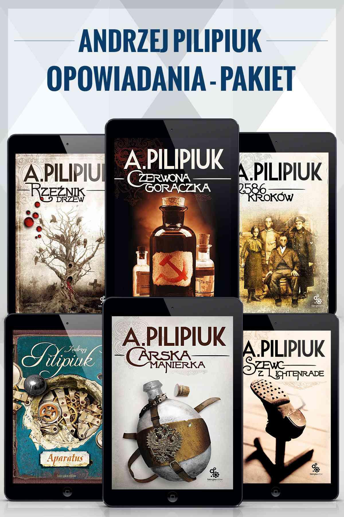 Andrzej Pilipiuk Ebook