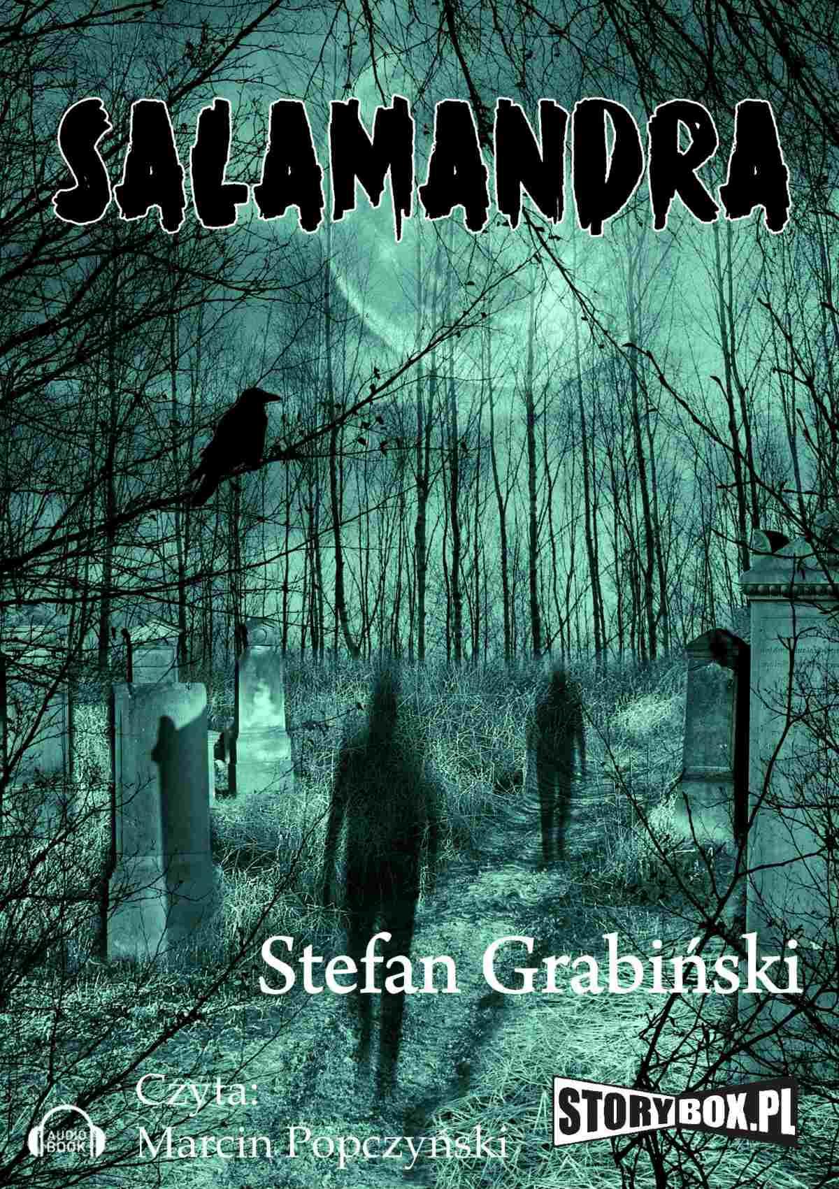 Salamandra - Audiobook (Książka audio MP3) do pobrania w całości w archiwum ZIP