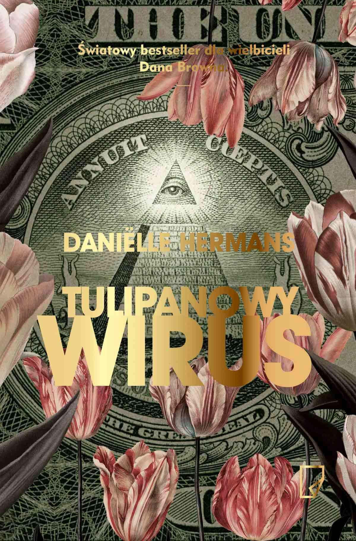 Tulipanowy wirus - Ebook (Książka EPUB) do pobrania w formacie EPUB