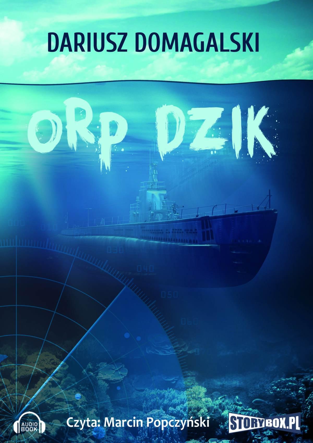ORP Dzik - Audiobook (Książka audio MP3) do pobrania w całości w archiwum ZIP