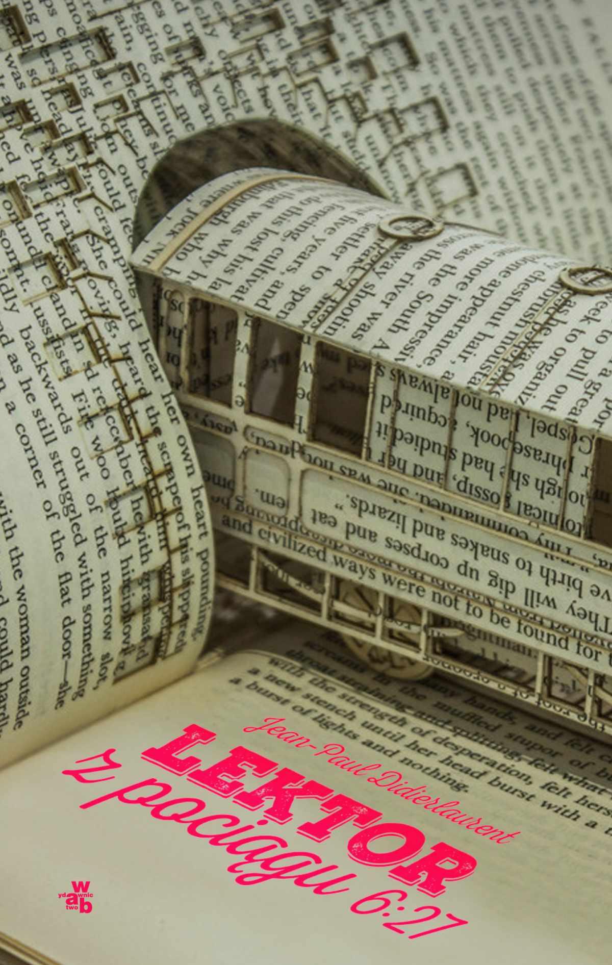 Lektor z pociągu 6:27 - Ebook (Książka na Kindle) do pobrania w formacie MOBI
