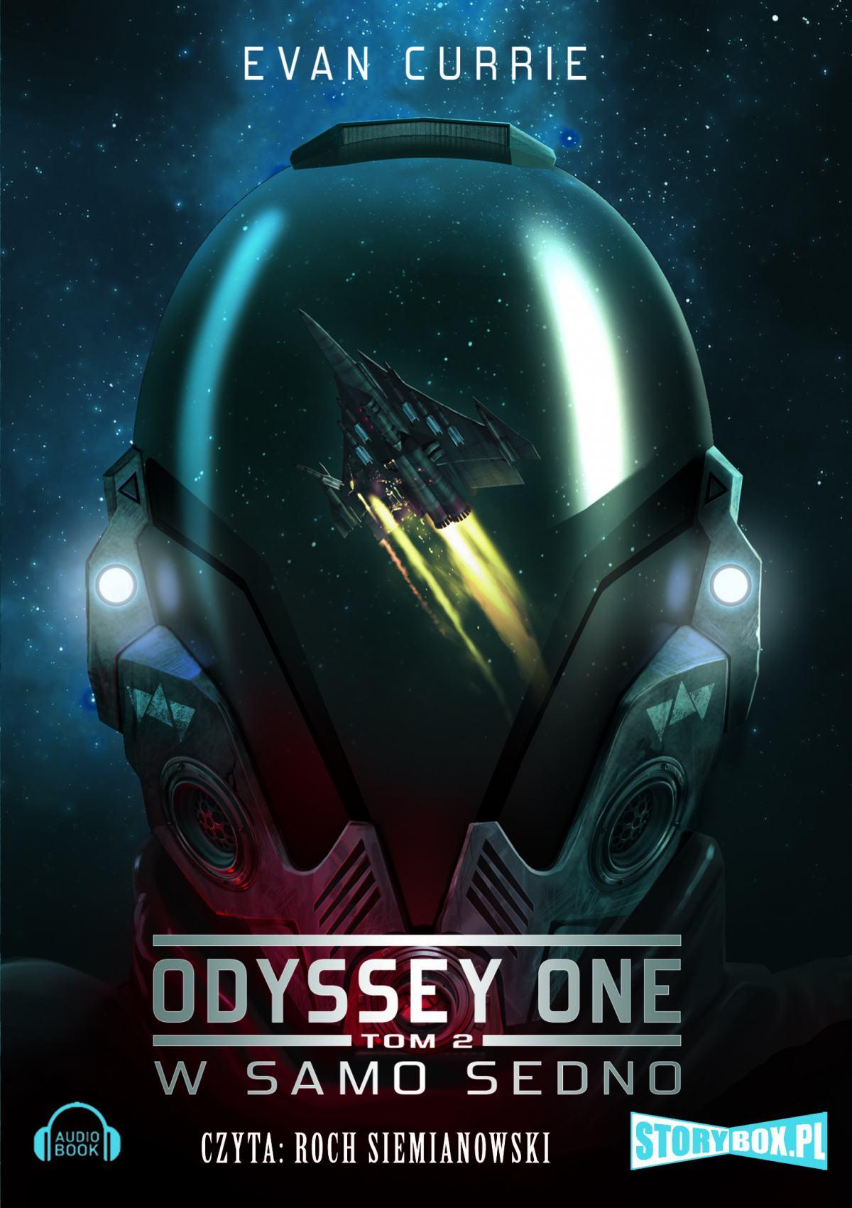 Odyssey One. Tom 2. W samo sedno - Audiobook (Książka audio MP3) do pobrania w całości w archiwum ZIP