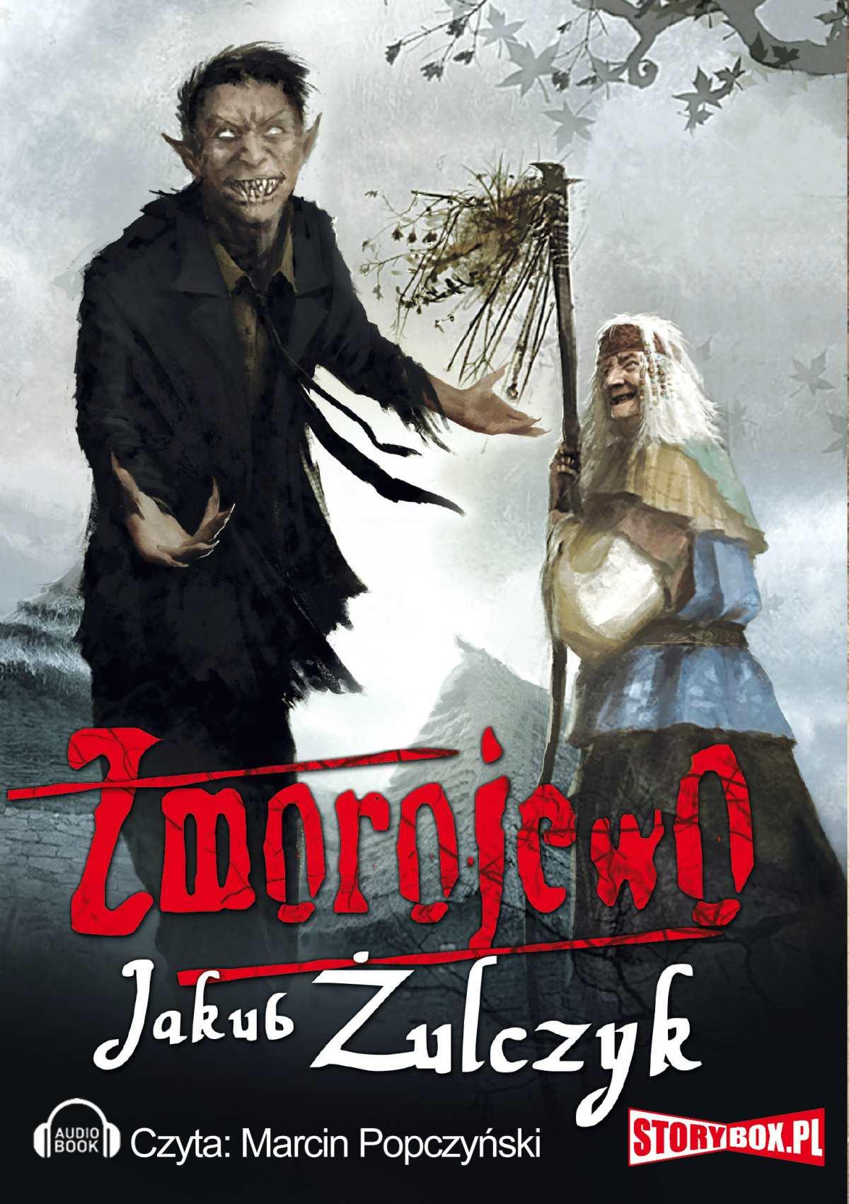 Zmorojewo - Audiobook (Książka audio MP3) do pobrania w całości w archiwum ZIP