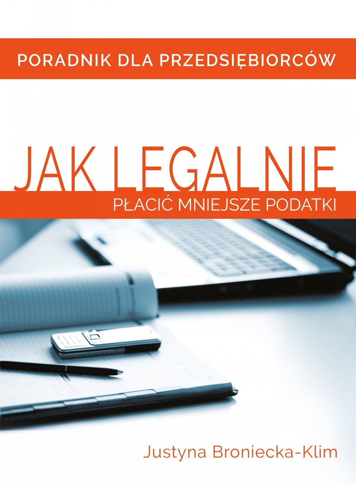 Jak legalnie płacić mniejsze podatki? - Audiobook (Książka audio MP3) do pobrania w całości w archiwum ZIP