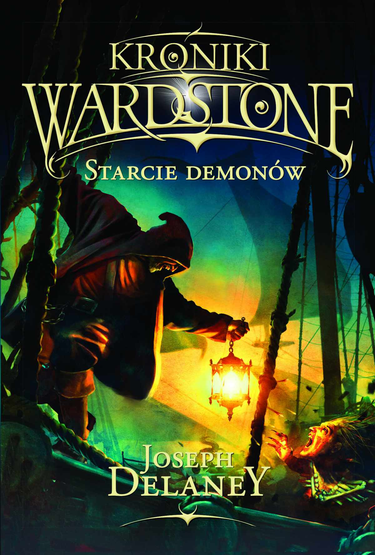Kroniki Wardstone 6. Starcie demonów - Ebook (Książka na Kindle) do pobrania w formacie MOBI