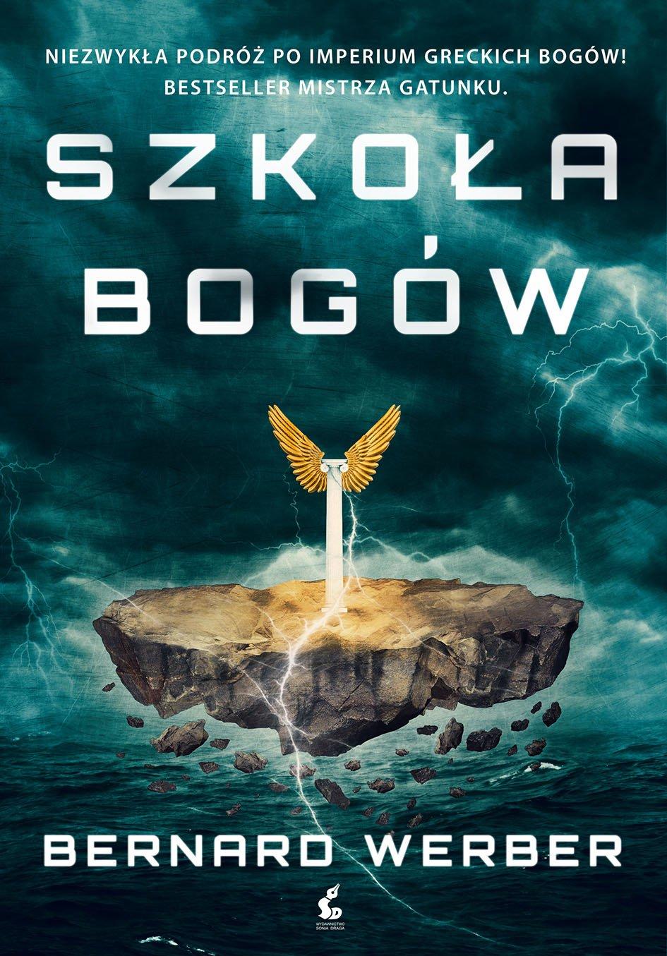 Szkoła bogów - Ebook (Książka EPUB) do pobrania w formacie EPUB