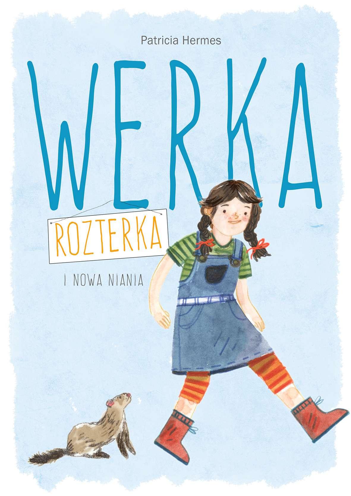 Werka Rozterka i nowa niania - Ebook (Książka na Kindle) do pobrania w formacie MOBI