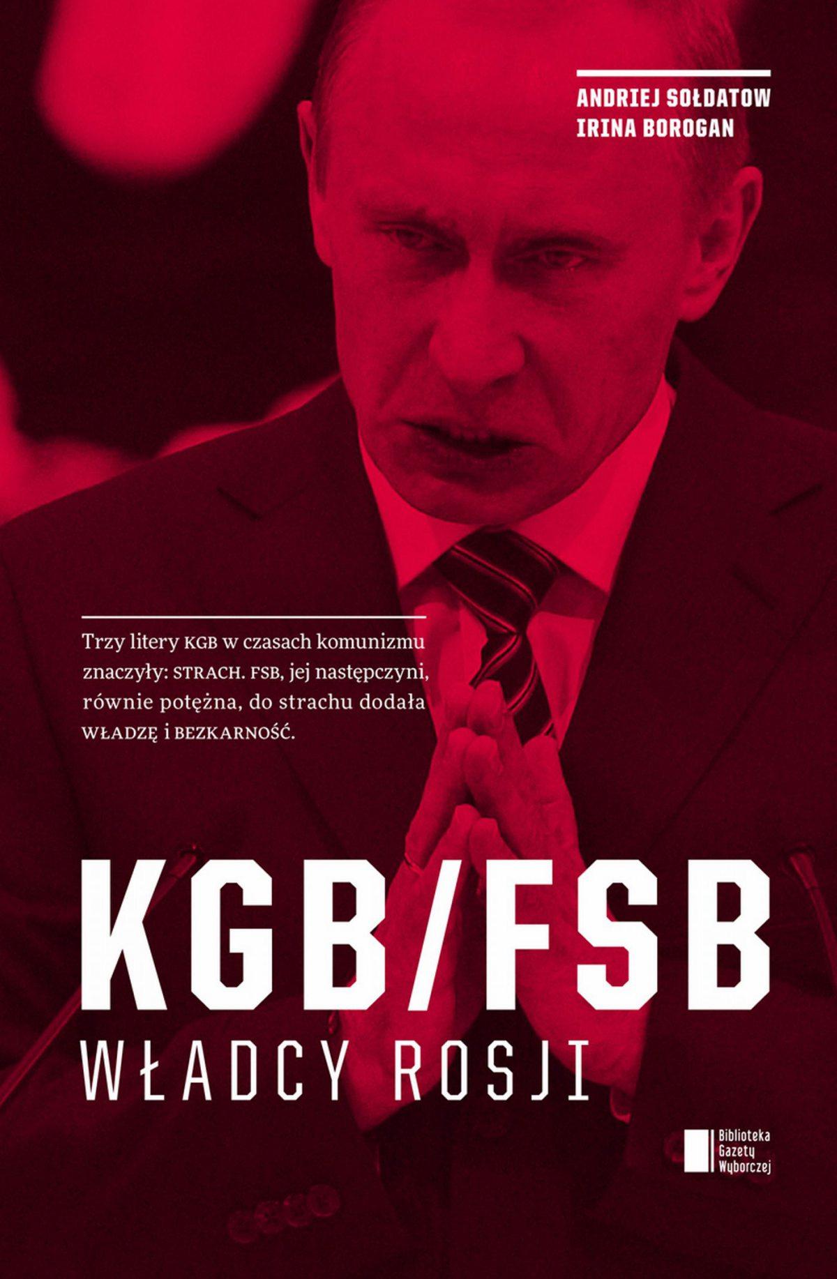 KGB/FSB. Władcy Rosji - Ebook (Książka EPUB) do pobrania w formacie EPUB