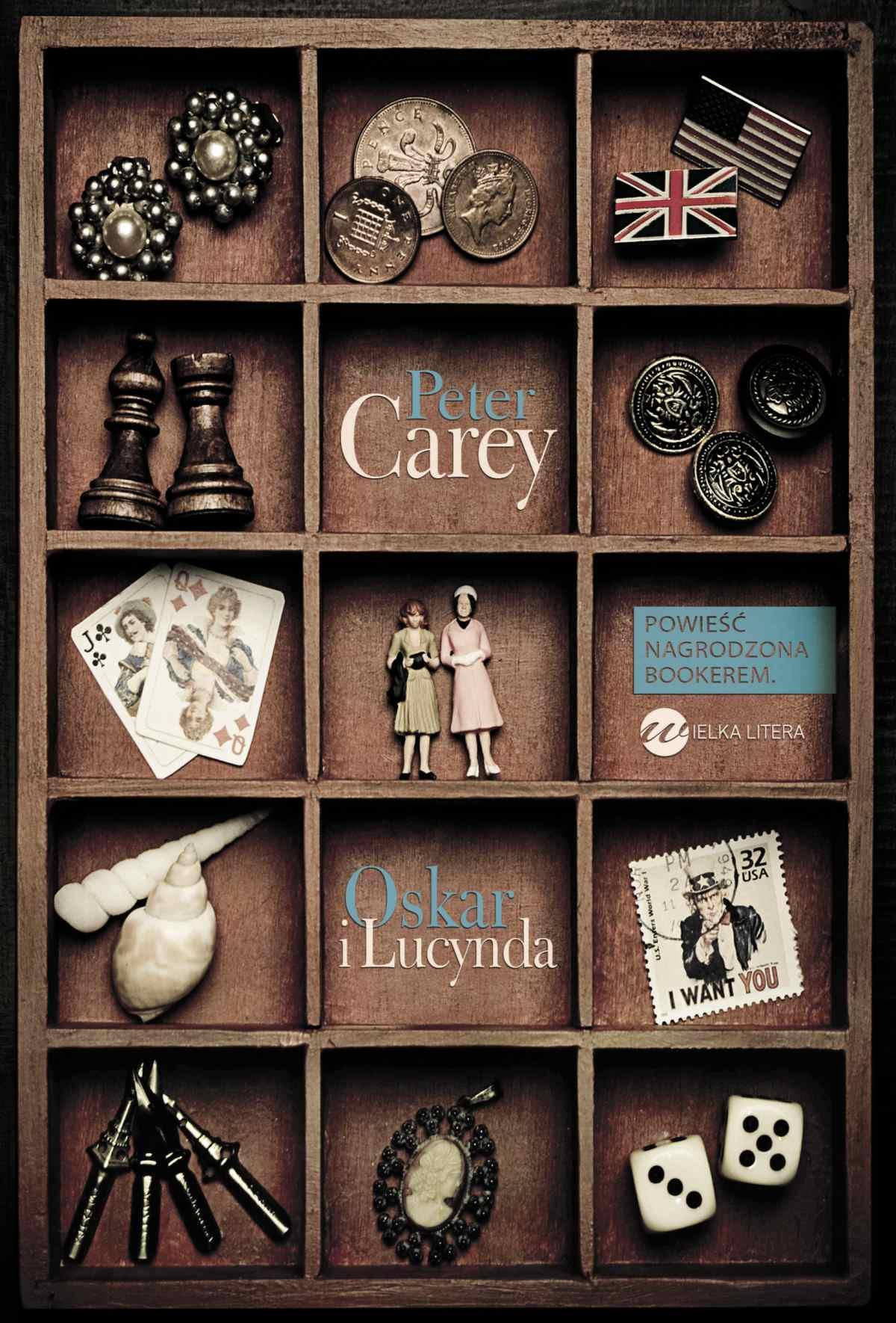 Oskar i Lucynda - Ebook (Książka na Kindle) do pobrania w formacie MOBI