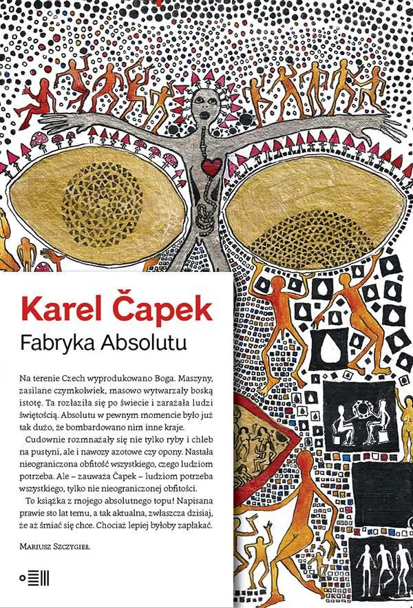 Fabryka Absolutu - Ebook (Książka na Kindle) do pobrania w formacie MOBI