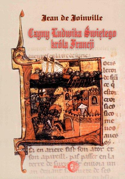 Czyny Ludwika Świętego króla Francji - Ebook (Książka EPUB) do pobrania w formacie EPUB