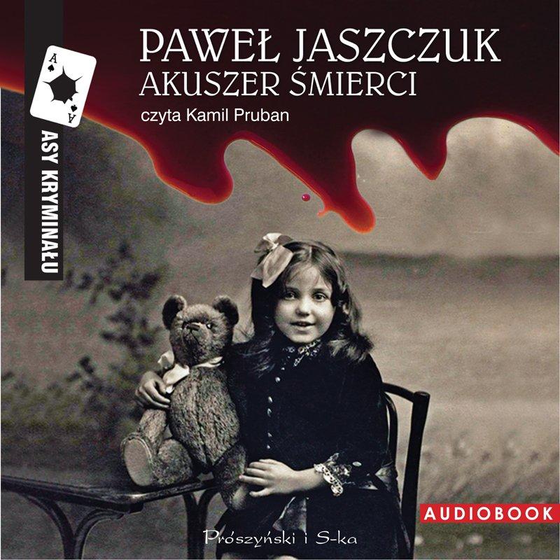 Akuszer śmierci - Audiobook (Książka audio MP3) do pobrania w całości w archiwum ZIP