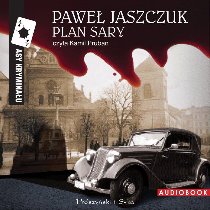 Plan Sary - Audiobook (Książka audio MP3) do pobrania w całości w archiwum ZIP
