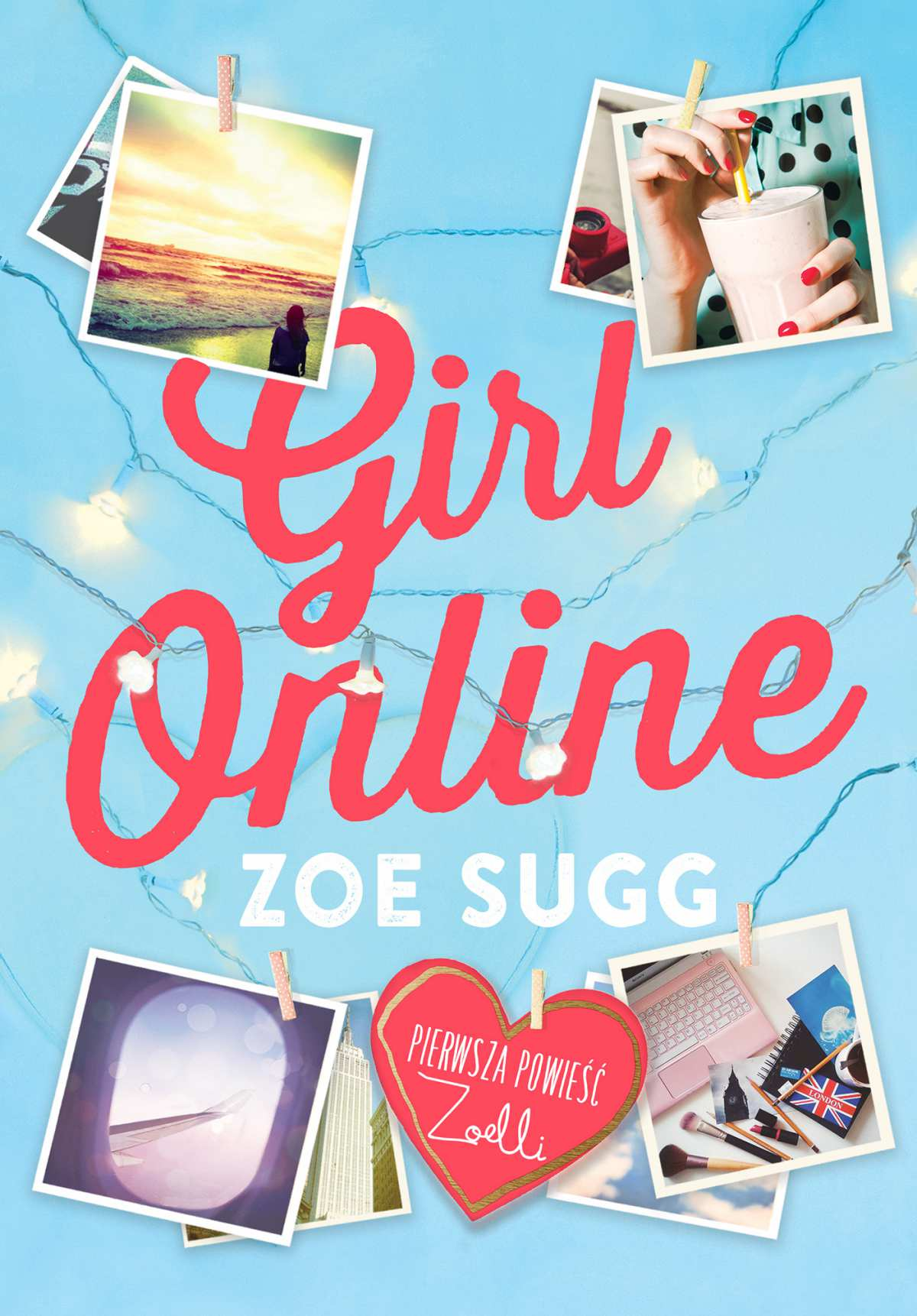 Girl Online - Ebook (Książka EPUB) do pobrania w formacie EPUB