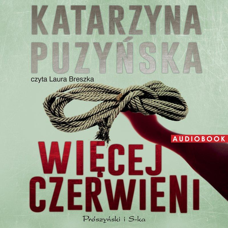 Więcej czerwieni - Audiobook (Książka audio MP3) do pobrania w całości w archiwum ZIP