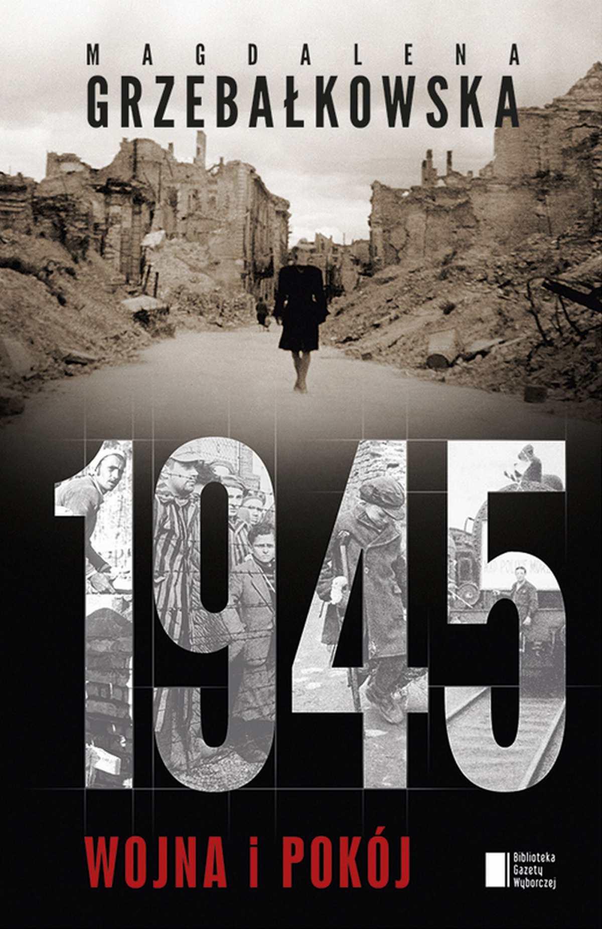 1945. Wojna i pokój - Ebook (Książka EPUB) do pobrania w formacie EPUB