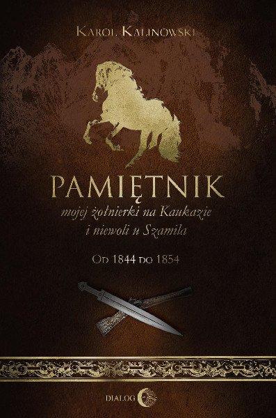 Pamiętnik mojej żołnierki na Kaukazie i niewoli u Szamila. Od 1844 do 1854 - Ebook (Książka EPUB) do pobrania w formacie EPUB