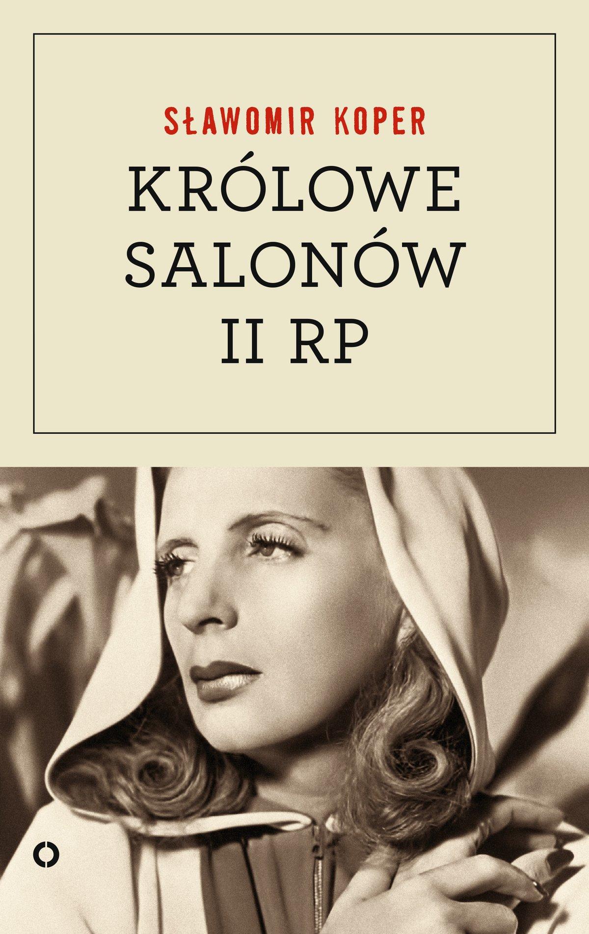Królowe salonów Drugiej Rzeczpospolitej - Ebook (Książka na Kindle) do pobrania w formacie MOBI