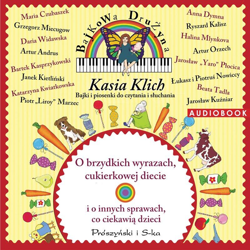Bajkowa Drużyna - Audiobook (Książka audio MP3) do pobrania w całości w archiwum ZIP