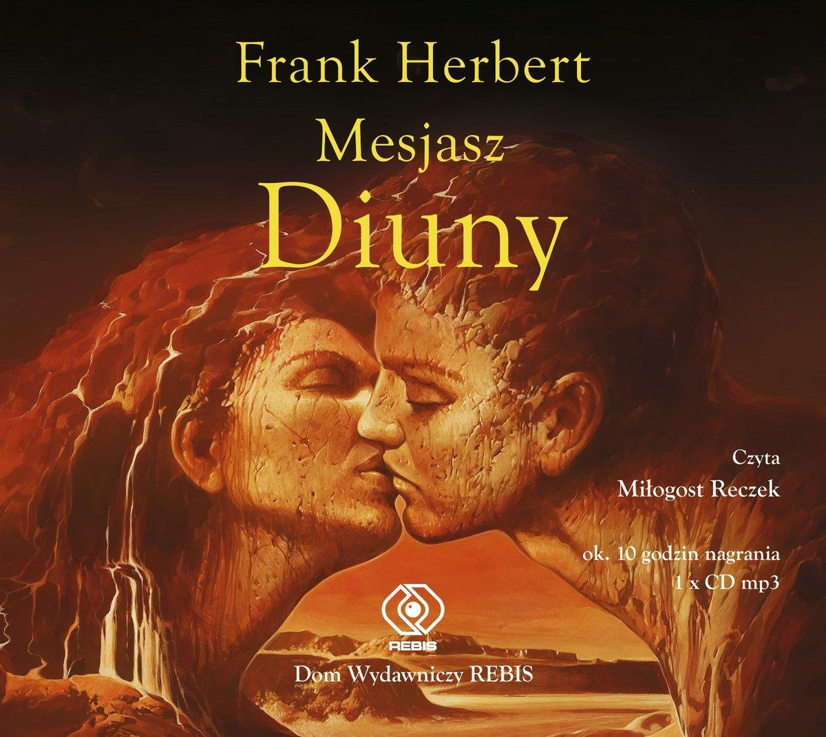 Mesjasz Diuny - Audiobook (Książka audio MP3) do pobrania w całości w archiwum ZIP