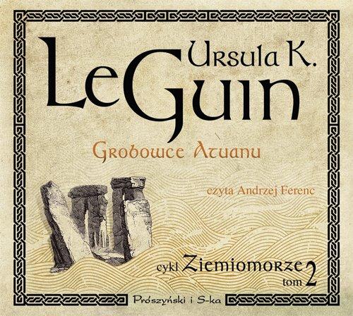 Grobowce Atuanu - Audiobook (Książka audio MP3) do pobrania w całości w archiwum ZIP