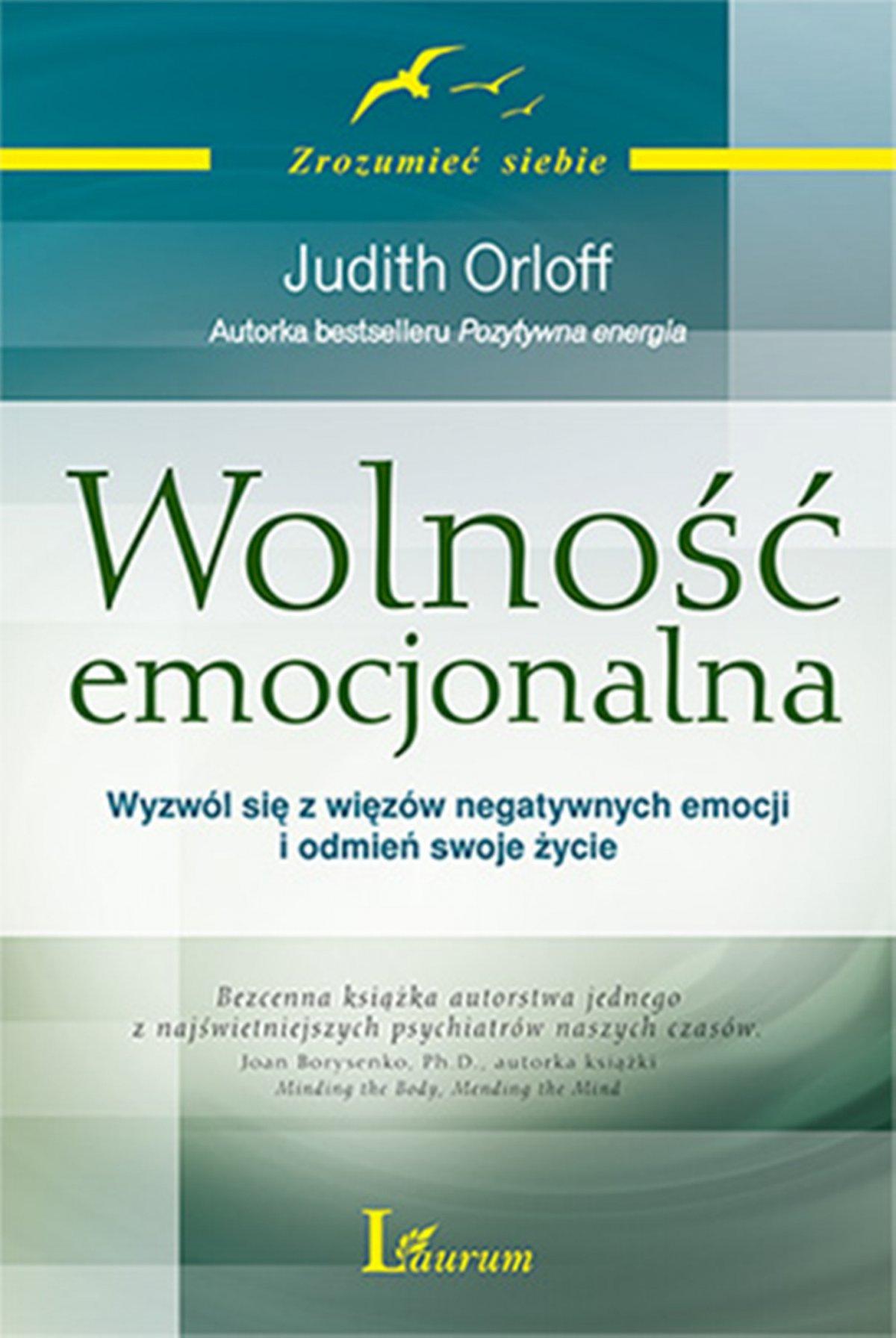 Wolność emocjonalna - Ebook (Książka EPUB) do pobrania w formacie EPUB