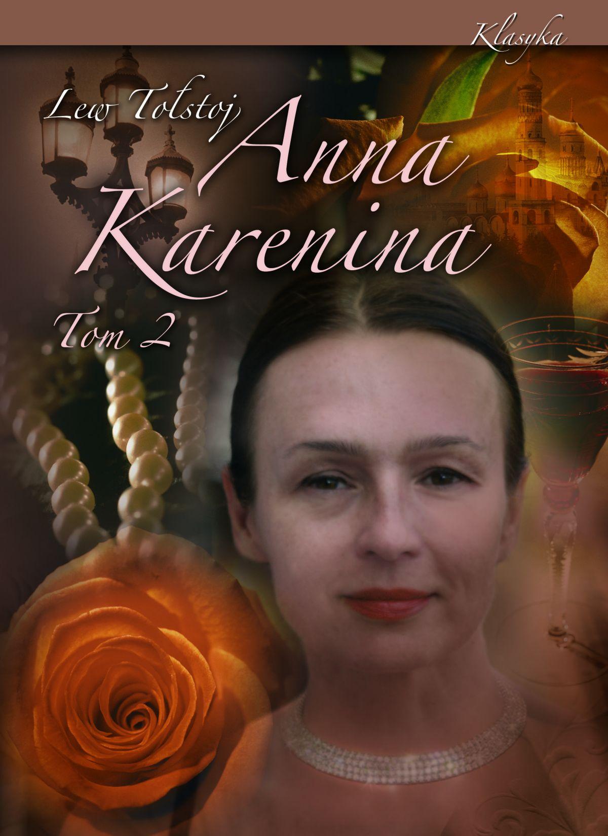 Anna Karenina. Tom II - Ebook (Książka EPUB) do pobrania w formacie EPUB