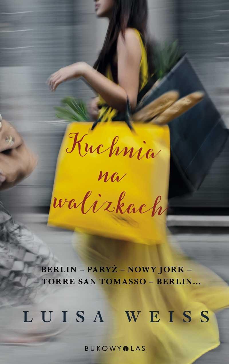 Kuchnia na walizkach - Ebook (Książka na Kindle) do pobrania w formacie MOBI