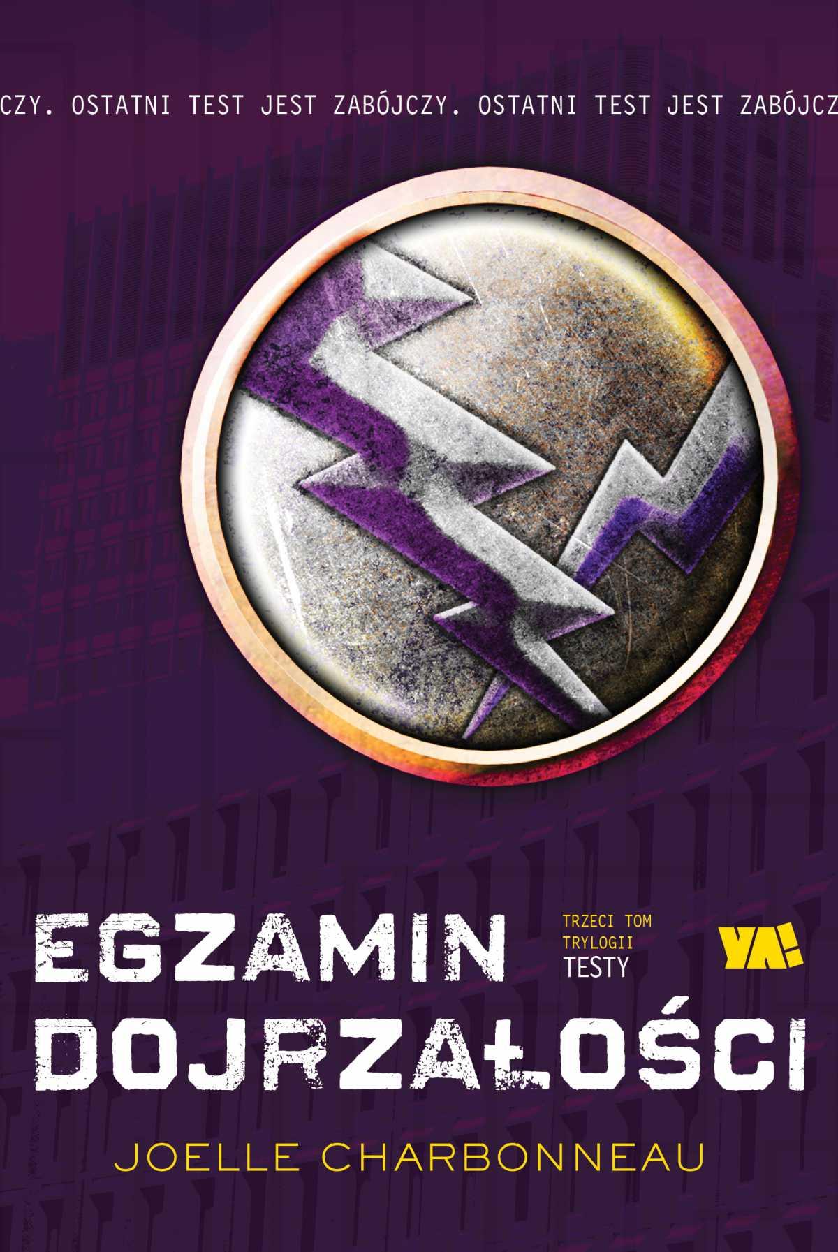 Egzamin dojrzałości - Ebook (Książka EPUB) do pobrania w formacie EPUB