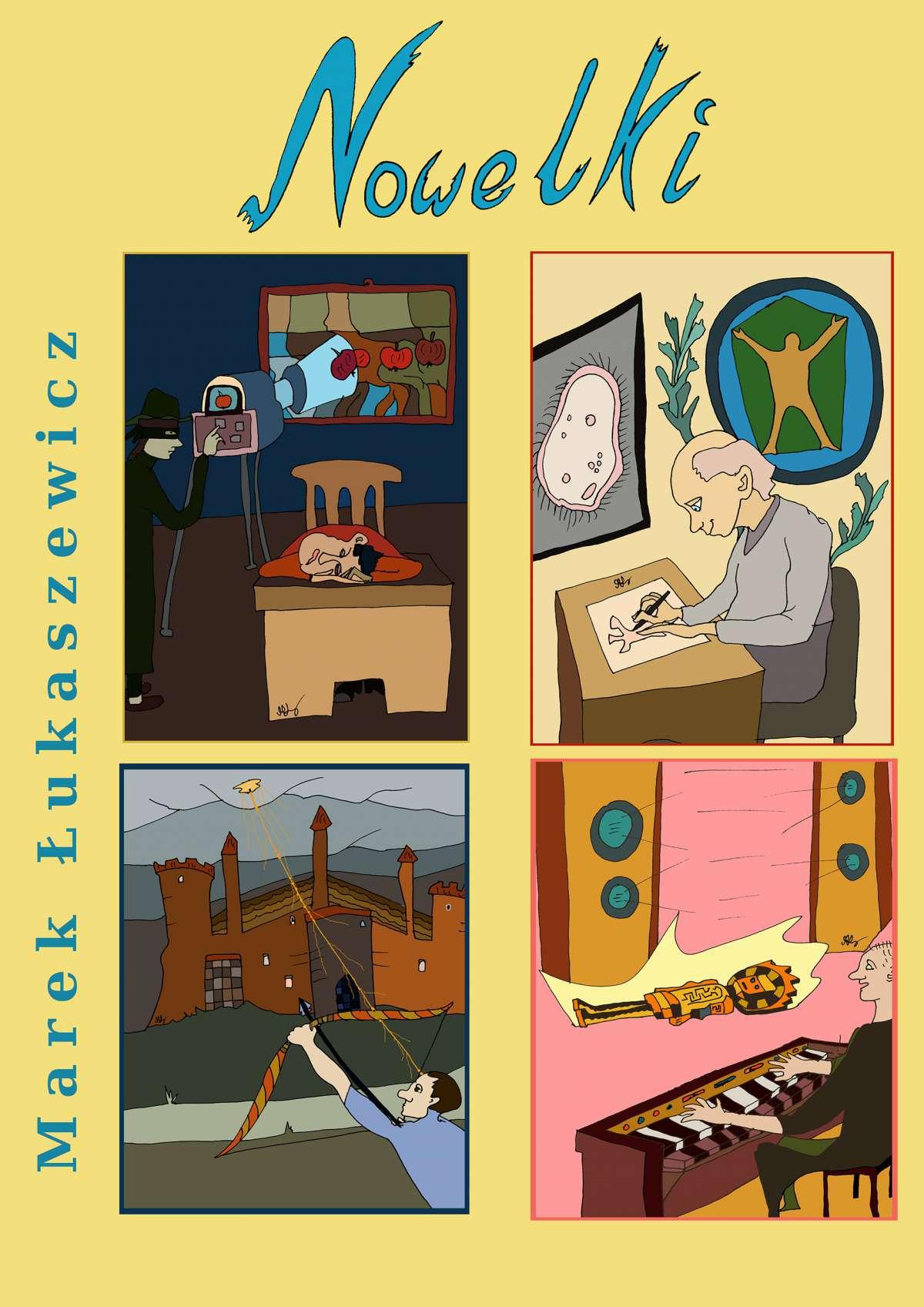 Nowelki - Ebook (Książka na Kindle) do pobrania w formacie MOBI