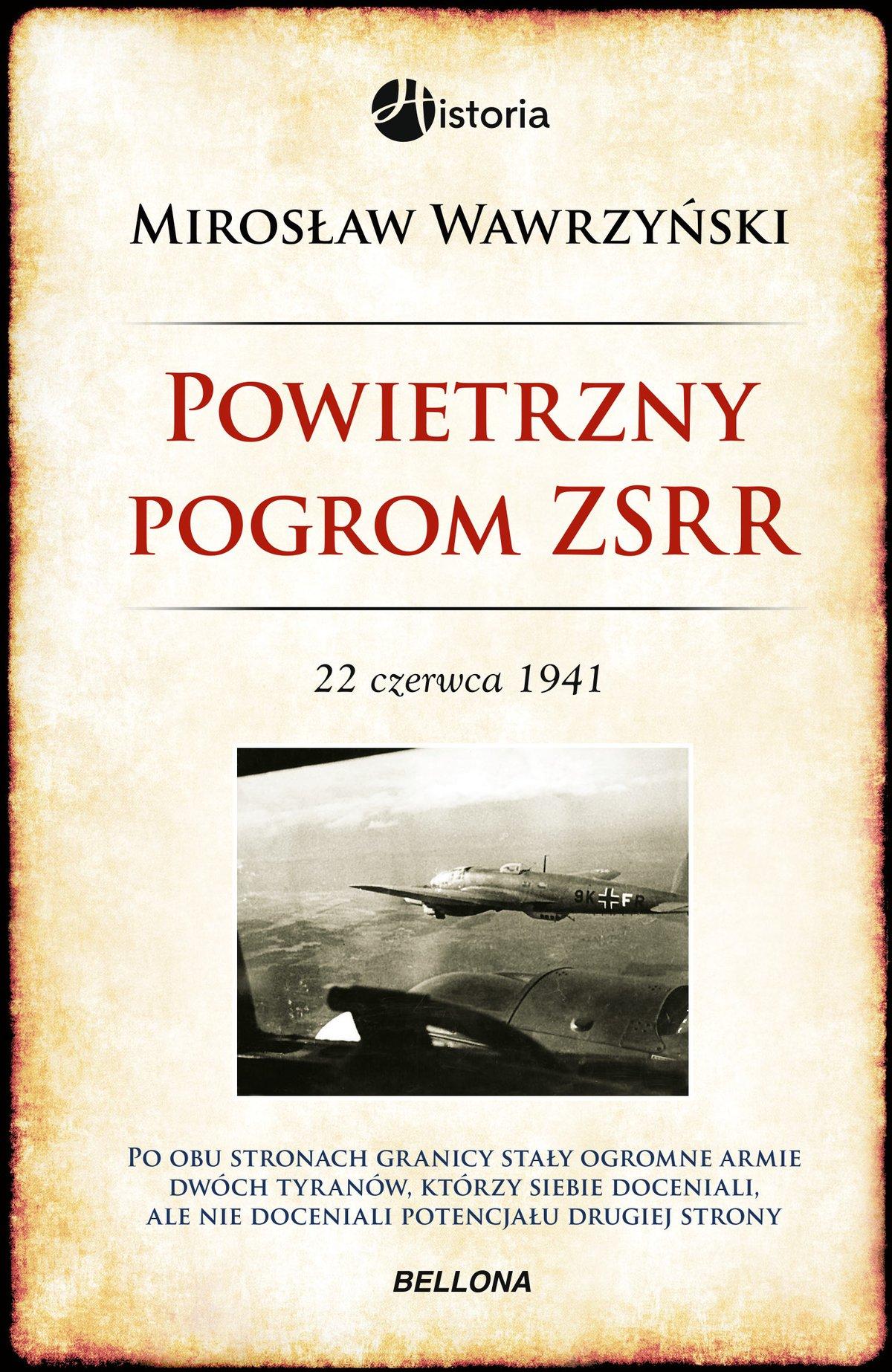 Powietrzny pogrom ZSRR. 22 czerwca 1941 - Ebook (Książka EPUB) do pobrania w formacie EPUB