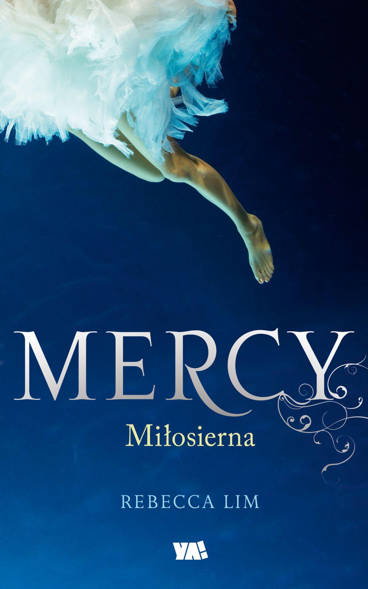 Mercy. Tom 1. Miłosierna - Ebook (Książka na Kindle) do pobrania w formacie MOBI