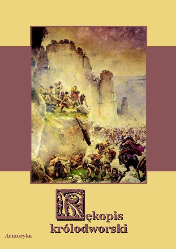 Rękopis królodworski - Ebook (Książka PDF) do pobrania w formacie PDF
