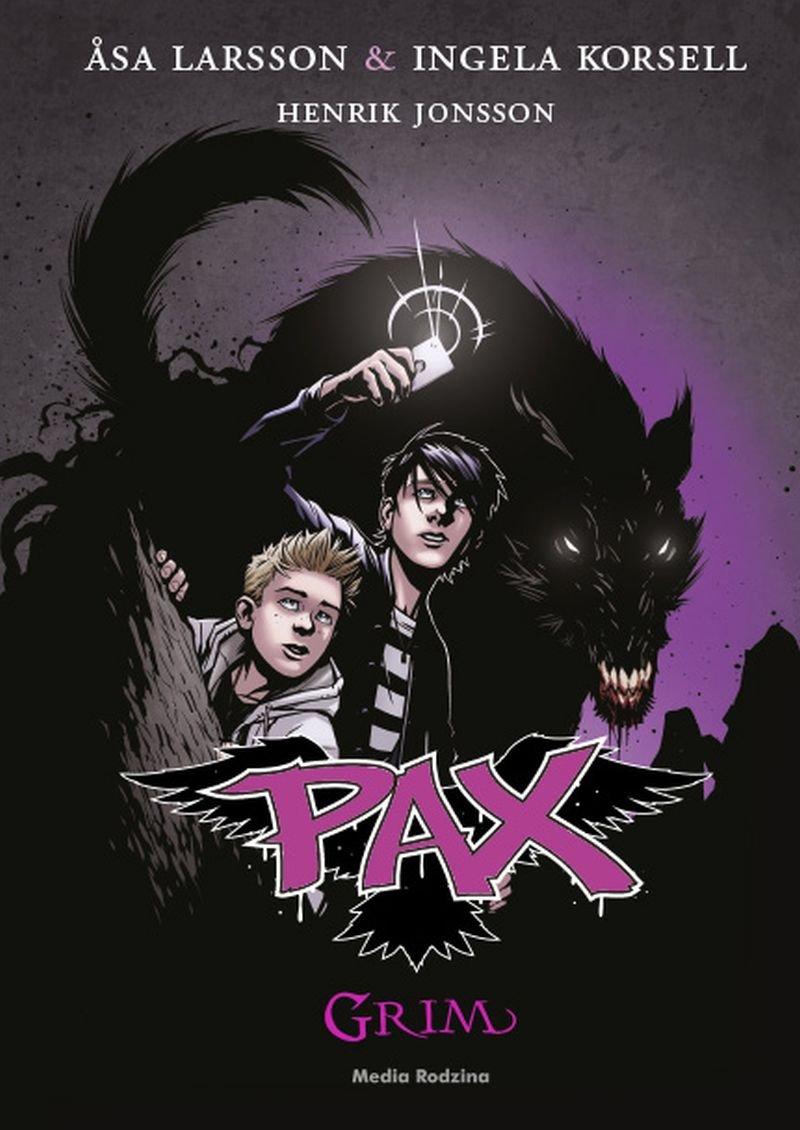 PAX.Grim - Ebook (Książka na Kindle) do pobrania w formacie MOBI
