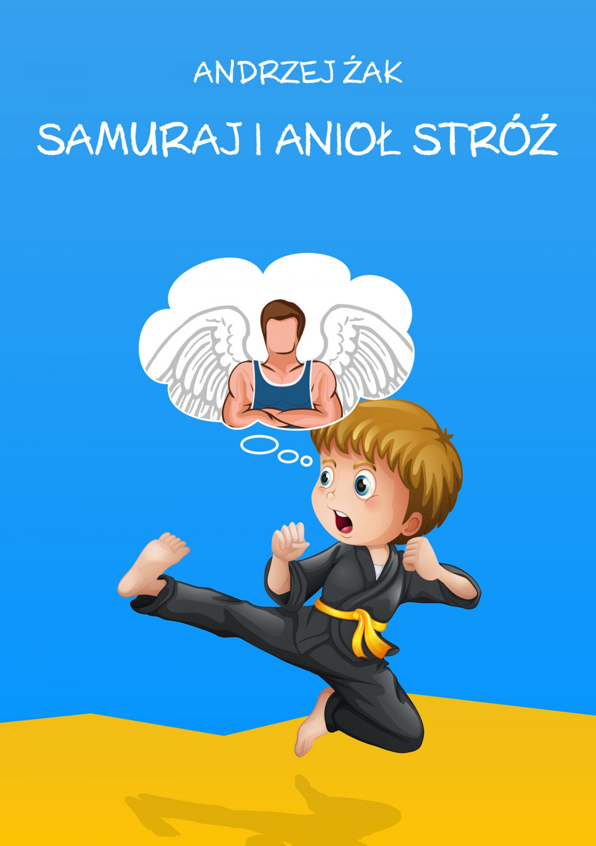 Samuraj i Anioł Stróż - Ebook (Książka na Kindle) do pobrania w formacie MOBI