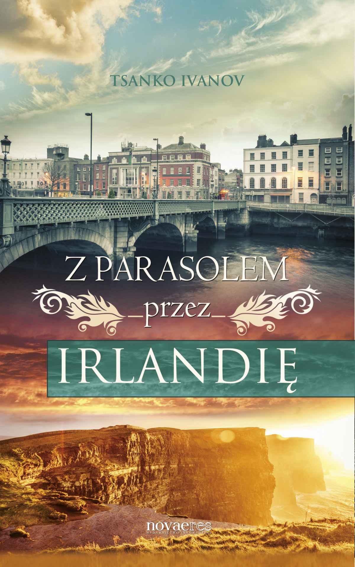 Z parasolem przez Irlandię - Ebook (Książka na Kindle) do pobrania w formacie MOBI