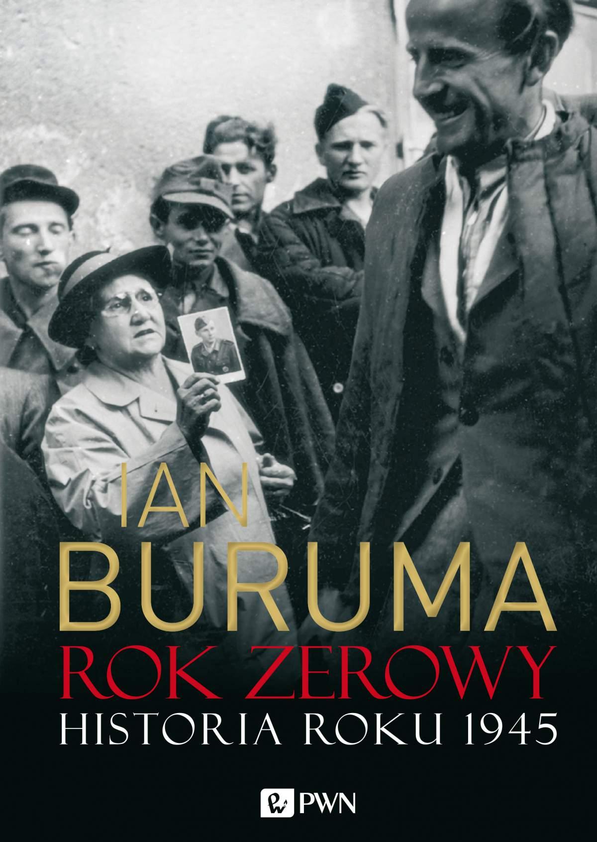 Rok zerowy. Historia roku 1945 - Ebook (Książka EPUB) do pobrania w formacie EPUB