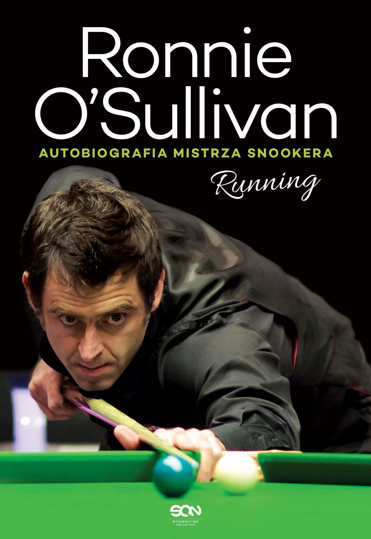 Running. Autobiografia mistrza snookera - Ebook (Książka EPUB) do pobrania w formacie EPUB